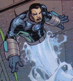 Hydro-Man screenshots, images and pictures - Comic Vine Marvel Villains, Marvel Heroes, Marvel Comics, Marvel Ultimate Alliance 3, V For Vendetta, Animation Series, Vines, Spiderman, Fictional Characters