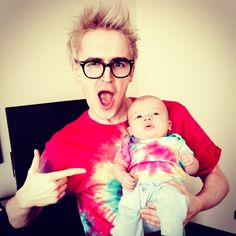 Tom and Buzz Fletcher The Best Dad ever!!