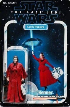 Kenner releases special edition action figure for Star Wars: The Last Jedi. Figuras Star Wars, Star Wars Figurines, Star Wars Jokes, Fly Guy, Star Wars Action Figures, Star Wars Collection, Black Series, Last Jedi, Geek Culture