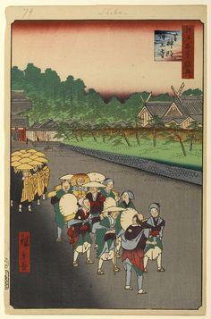 80.(秋)芝神明増上寺 しばしんめいぞうじょうじ (Autumn)Shibashinmei Zoujyouji