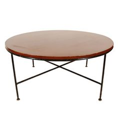Paul McCobb Round Coffee Table by Planner Group