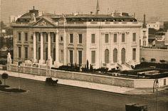 Palais de Errázuriz Alvear, à Buenos Aires, en 1914, aujourd'hui c'est le Musée National des Arts Décoratives, Avenue del Libertador 2100