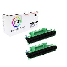 TCT Premium Compatible Drum Unit Replacement for Brother Black Works with Brother Printers Pages) - 2 Pack Toner Cartridge, Printers, True Colors, Drums, It Works, Brother, Packing, The Unit, Bag Packaging
