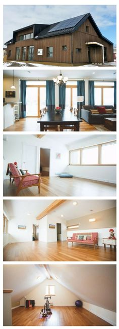 Yes, you CAN Northernmost Passive Home with $47 power bills บันได - fenetre pour maison passive