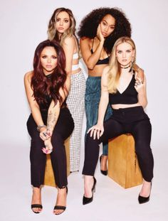 """Little Mix for """"Our World"""""""