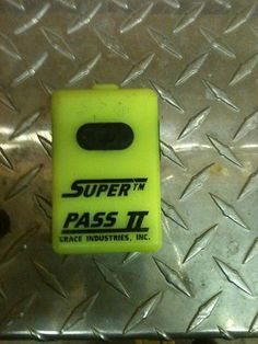 Super PASS II - Lot of 12 LISTING # 15317 Ends: 3/23/2013 12:12:00 PM Eastern