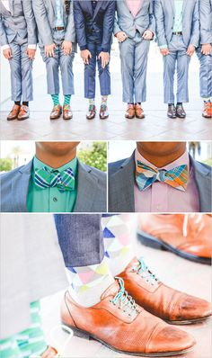 fun groomsman ideas @weddingchicks