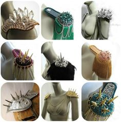 epaulettes - Google Search More
