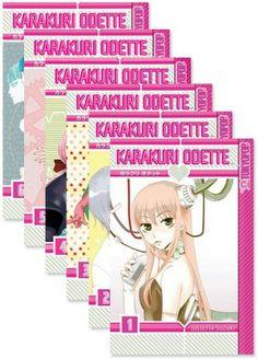 Karakuri Odette Graphic Novel Bundle (1-6) #RightStuf2013