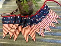 of July Banner Susan Graham, Patriotic Bunting, Pug Names, Long Winter, Sewing Rooms, My Happy Place, How Beautiful, Good Times, 4th Of July
