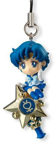 Twinkle Dolly Sailor Mercury & Star Transformation Wand