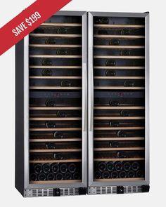 Wine Storage, Locker Storage, Cru Wine, Home Warranty, Wine Fridge, Storage Solutions, Design, Home Decor, Wine Refrigerator