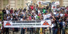 Go Skate Day Juiz de Fora 2014 - Clube do skate