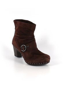 Check it out—Dansko Ankle Boots for $68.99 at thredUP!