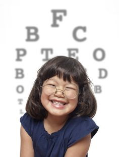 Has your child's vision been checked by a specialist? Check out the Eye See Eye Learn program!