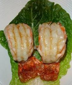 Lobster Tails, how to butterfly and cook