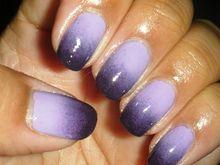 purple blended<3 Love it!!!