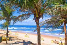Praia do Flamengo, na região metropolitana de Salvador, BA. Fotos de Ricardo Junior /