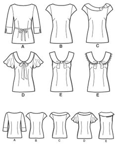 cute pattern (especially C)
