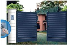"""Our #gate openers are able to be installed by DIY, """"Do-It-Yourself"""" kits that include opener installation easily or we can have it installed by our technician."""