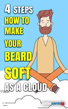 Steps How to Make Your Beard Soft as a Cloud Face it, a softer beard is a better beard.Face it, a softer beard is a better beard. Mr Beard, Beard Game, Beard Look, Epic Beard, Great Beards, Awesome Beards, Beard Maintenance, 3 4 Face, Beard Tips