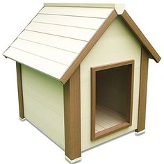 New Age Pet EcoFlex ThermoCore Super Insulated Dog House > Additional info  : Crates, Houses and Pens for dogs