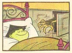 """""""Like a Little Monster Shouldn't""""  Melvin Monster #1 (1965)"""