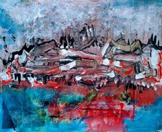 Buy Abstract landscape (Jan Acrylic painting by Alex Sojic on Artfinder. Discover thousands of other original paintings, prints, sculptures and photography from independent artists. Acrylic Painting On Paper, Jan 20, Abstract Landscape, Gouache, Lovers Art, Buy Art, Art Drawings, Original Paintings, Sculptures