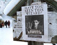 Merlin/Harry Potter