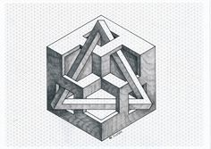 Image result for impossible sacred geometry