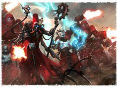 Cult Mechanicus Codex Artwork and Images - Faeit 212: Warhammer 40k News and Rumors