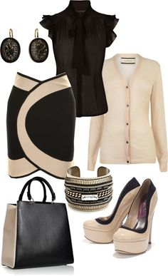 """Untitled #124"" by danielle-whitlow ❤ liked on Polyvore"