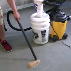 Find Out How to Use Centrifugal force to Capture and Remove of Dust and Debris from the Air-stream Before it reaches your Vacuum Filter! Designed For Woodworkers! diy for beginners plans tips tools Essential Woodworking Tools, Woodworking Workshop, Woodworking Projects Diy, Woodworking Bench, Woodworking Finishes, Woodworking Magazines, Handyman Projects, Woodworking Shop Layout, Woodworking Basics