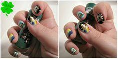 Nail Art, St Patricks Day, Nail Arts, Nail Art Designs
