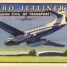 Avro Jetliner  -  Jeff Sexton - Google+