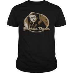 James Dean Looking Back T Shirts, Hoodies. Get it now ==► https://www.sunfrog.com/Movies/James-Dean-Looking-Back-Black-Guys.html?57074 $26