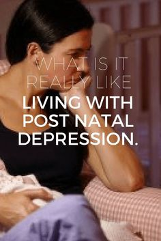 what it's really like living with post natal depression #postnataldepression #pnd