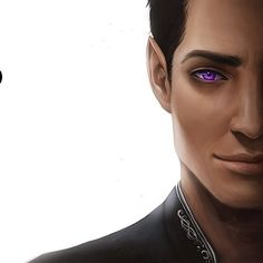 "371 Likes, 13 Comments - Maeve McBitchface (@starfalldreamers) on Instagram: ""*DIES* I imagined his eyes a more darker shade of violet BUT I'M NOT COMPLAINING [Source/Art: By…"""