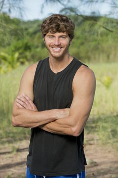 Male Model Jeremiah Wood from Dobson, N.C. will be among the castaways competing on SURVIVOR: CAGAYAN