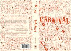Isak Dinesen book covers on Behance