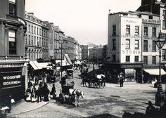 Amazing Photos of the Old Ireland - The Irish Store Cork City Ireland, Dublin Ireland, Ireland Vacation, Ireland Travel, Old Pictures, Old Photos, Vintage Photos, County Mayo Ireland, Irish Store