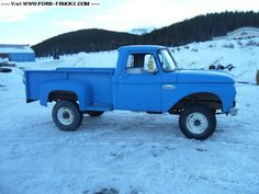 1966 F250 Flareside