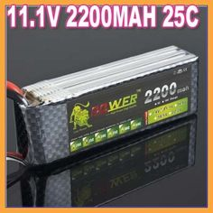 18.38$  Buy here - http://aliwkn.shopchina.info/go.php?t=948116625 - 1pcs Lion Power 11.1v 2200mAh 25C MAX 30C  3S 3S1P AKKU LiPo RC Battery For RC  Helicopter  #buymethat