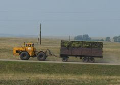 Farming, Russia, Monster Trucks, Vehicles, Vintage, Trucks, Autos, Tractors, Car