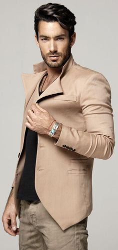 Suit up in styles and cuts that are created for the modern man. #menstyle #casual #business
