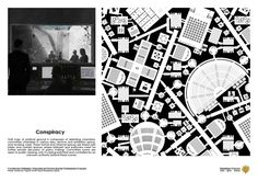 Presidents Medals: Polemic Architecture: Proposal of New French Parliamentary Quarter