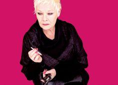 """Happy birthday, Dame Judith Olivia """"Judi"""" Dench  http://www.teatar.hr/osobe/judith-olivia-judi-dench/"""