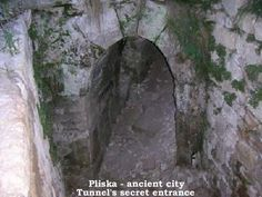 Secret Underground Tunnels Discovered Under The Ancient City Of Pliska - MessageToEagle.com