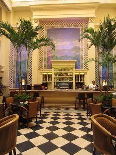 Hotel Saratoga - Havana, Cuba