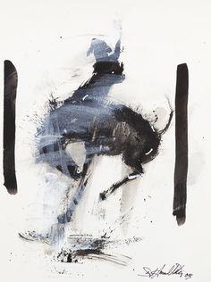 Richard Hambleton, 'Horse and Rider ,' 2003, ACA Galleries
